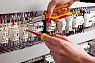 WIHA 36536, Отвертка SoftFinish electric slimFix TORX T10x100 мм, VDE и GS, 3251