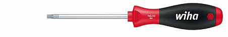 WIHA 01285, Отвертка SoftFinish TORX T5x60 мм, серия 362SF